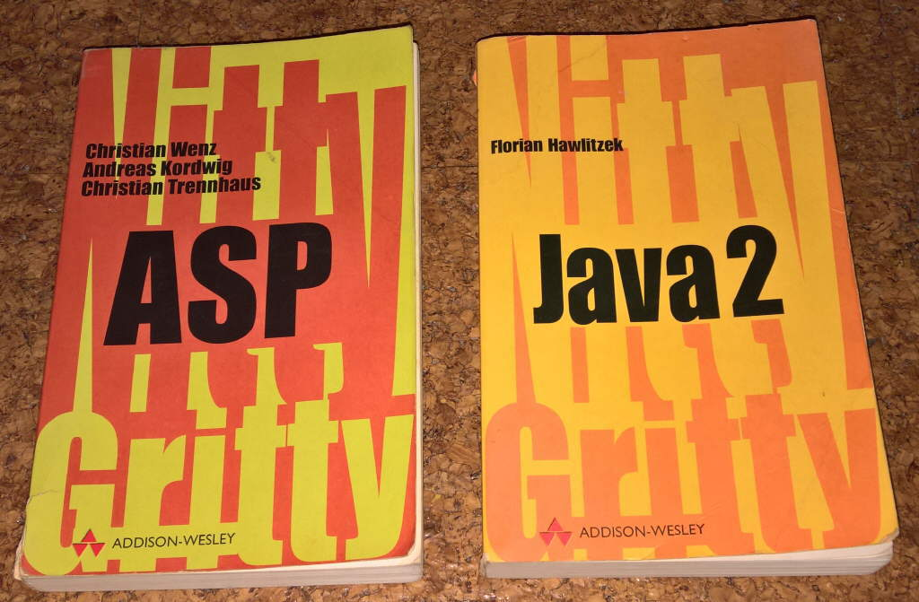 Book about Java and ASP