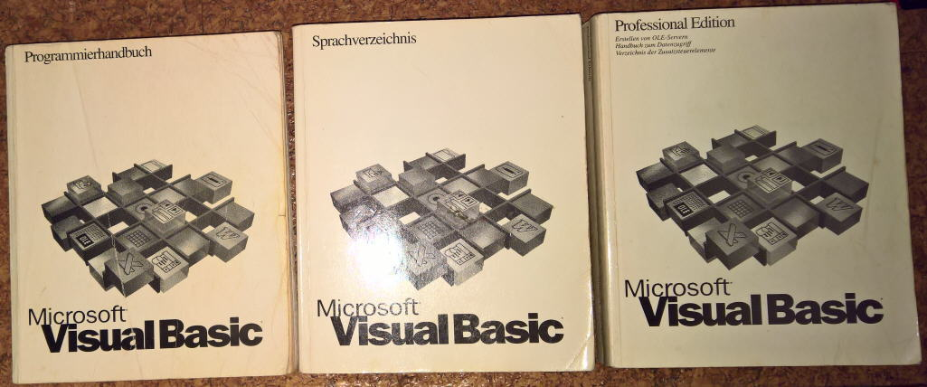 Books about Visual Basic
