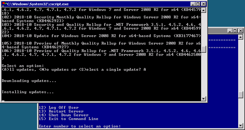 Windows Server - installatie hyper-v server core 2012 r2 ...